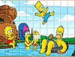 Simpsons Sort My Tiles
