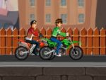 Ben10 Bike Vs Rex