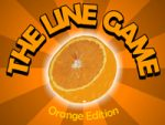 Line Game: Orange