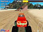Monster Race 3D Game