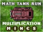 Math Tank Run Multiplication