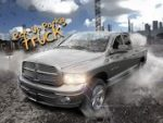 Pick Up Parking Truck