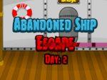 Abandoned Ship Escape 2