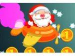 Santa Fly Christmas Game