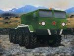 New Extreme Cargo Transporter