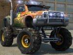 Monster Trucks 3D Parking