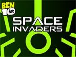 Ben 10 Space Invaders