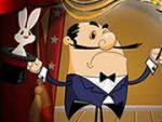 Moustachini The Rabbit Show Man