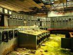 Abandoned Power Plant Escape