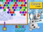 Bubble Olaf