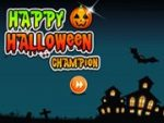 Happy Halloween Champion 2015