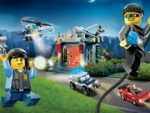 Lego City Police Puzzle