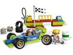 Lego Racing Brick Set