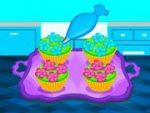 Bake Colorful Cupcakes