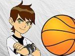 Ben10 Basketball Free Throws
