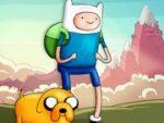 Adventure Time Gravity