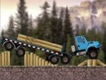 Transport Wooden Logs