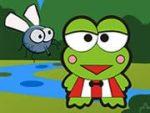 Frog Eat Flies