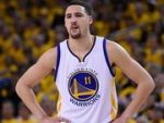 Klay Thompson In Golden State Warriors