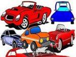 Cartoon Car Memory