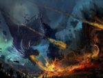 Dragon Fall Fire Battle
