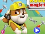 Rubble Paw Patrol Magic Tools