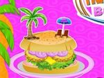 Cooking Hawaiian Burgers