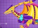 Steel Dino Toyiumlfrac14Pterosaurs