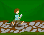 Hop-A-Lot Hobbit