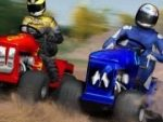 Lawnmower Racing 3D