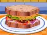 Delicious Turkey Sandwich
