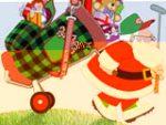 Christmas Minigolf