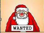 Wanted Santa