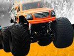 3D Urban Monster Truck