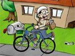 Bike Messenger Parking