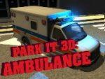 Park It 3D Ambulance