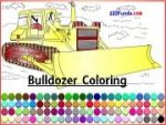 Bulldozer Coloring