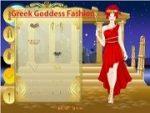 Greek Goddess Fashion