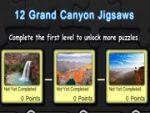 12 Grand Canyon Jigsaws