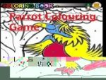 Parrot Colouring Game