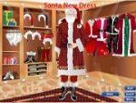 Santa New Dress