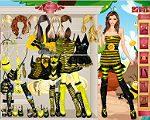 Bumble Bee Girl Dress Up