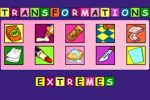Transformations Extremes